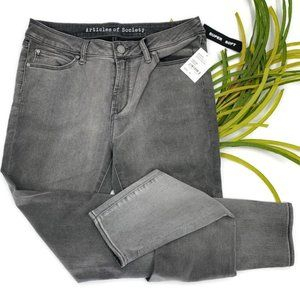 Articles of Society Sarah Skinny Baker Ankle Jeans